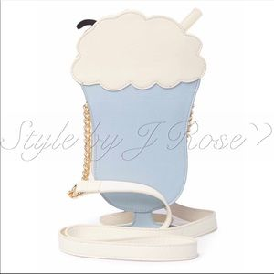Betsey Johnson Bags - NWT's Betsey Johnson 'Ice Cream' Crossbody